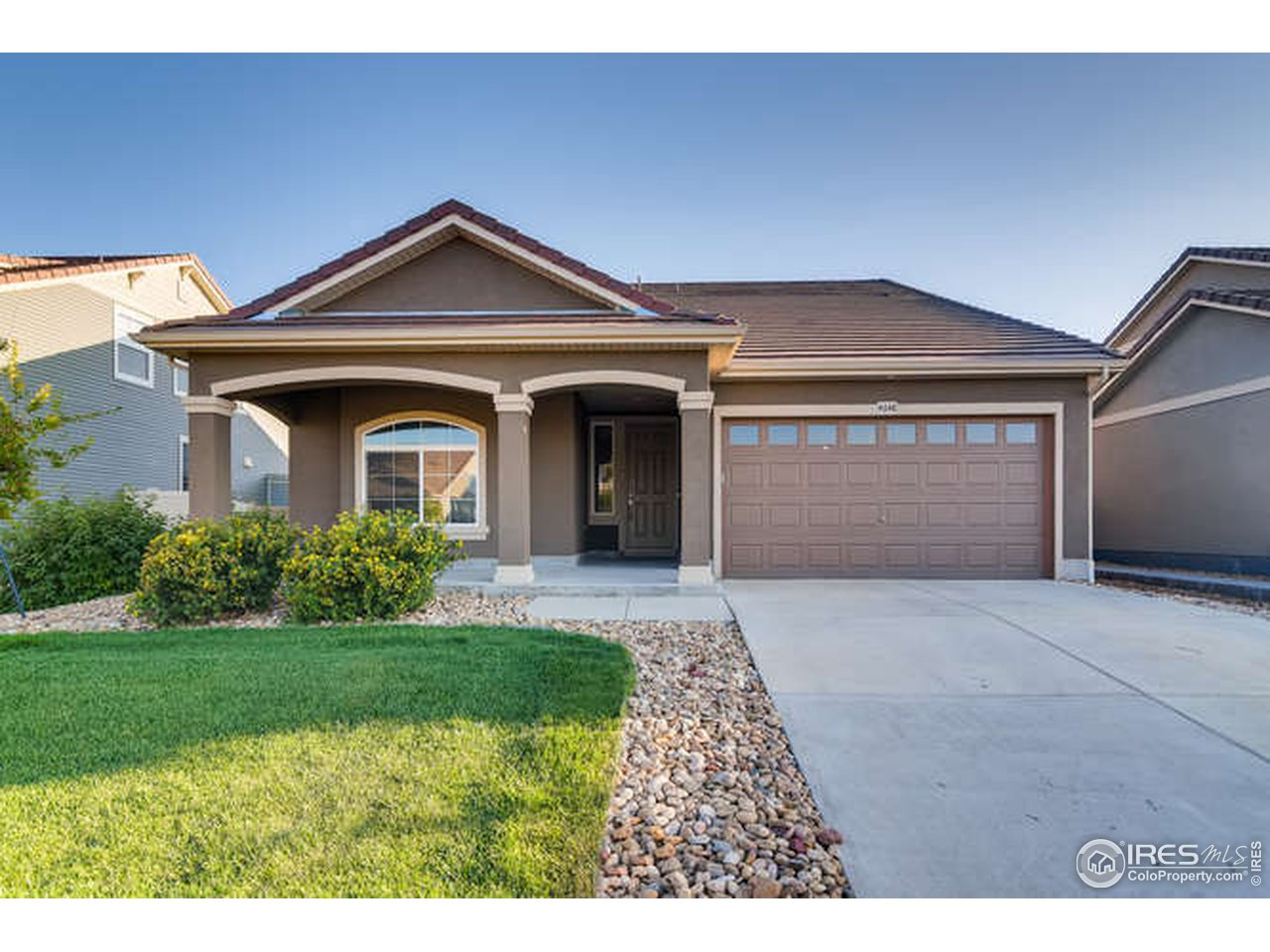 Welcome to your ranch plan, low maintenance home!