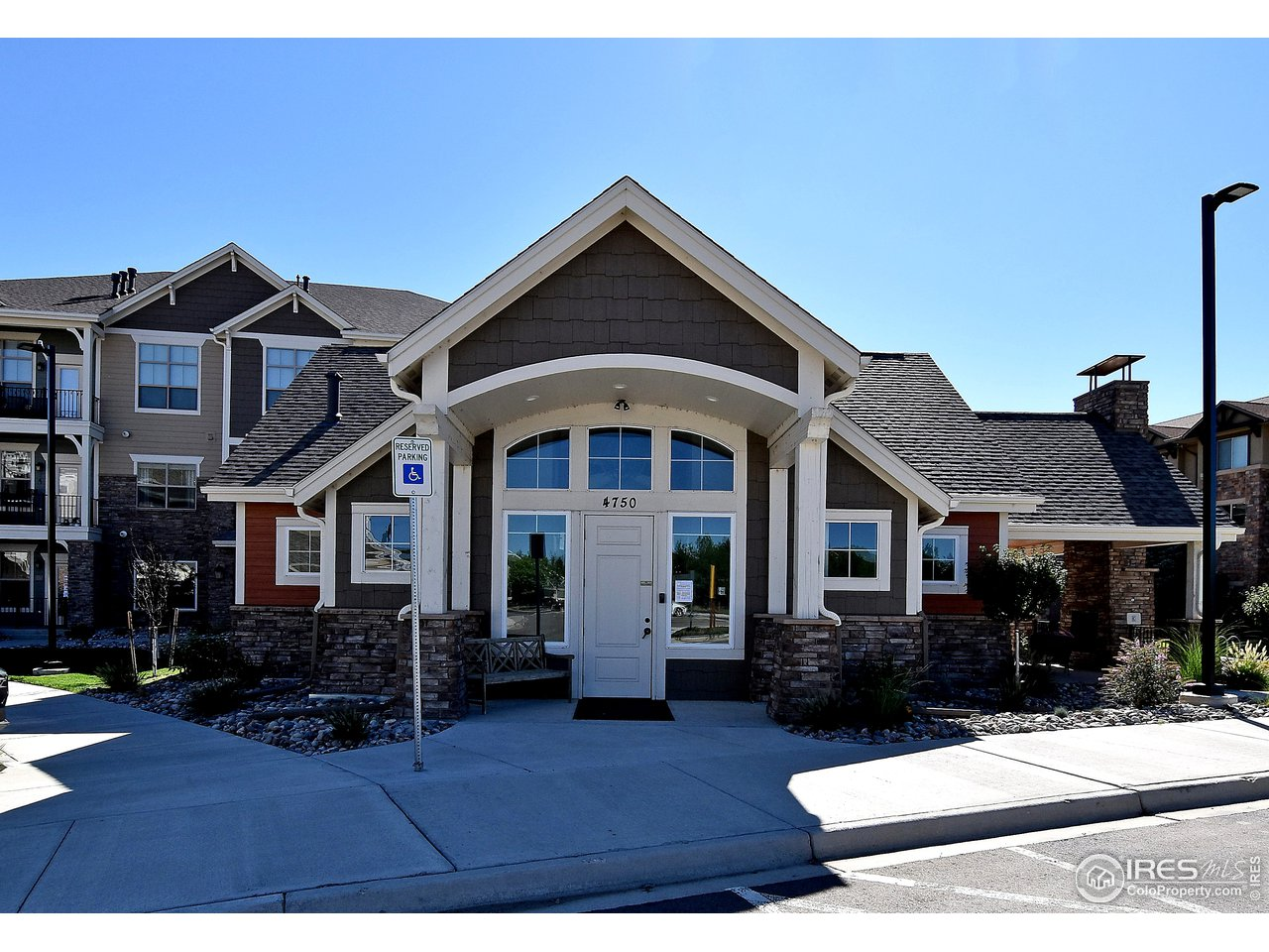 Clubhouse, gym all included in your HOA dues!