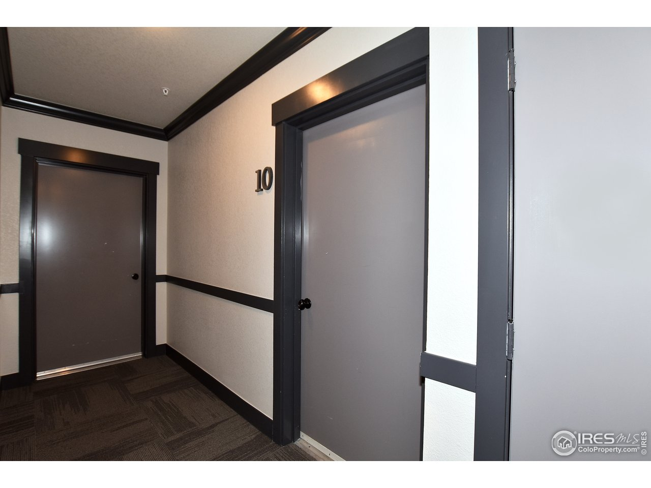 Head on downstairs to your attached oversized garage!