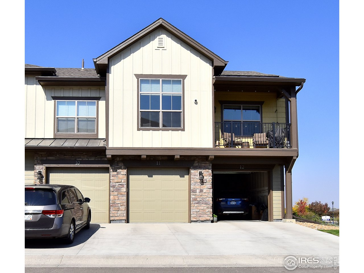 This garage is HUGE and attached to the building measuring 335 sq. feet! Parking behind garage is allowed!