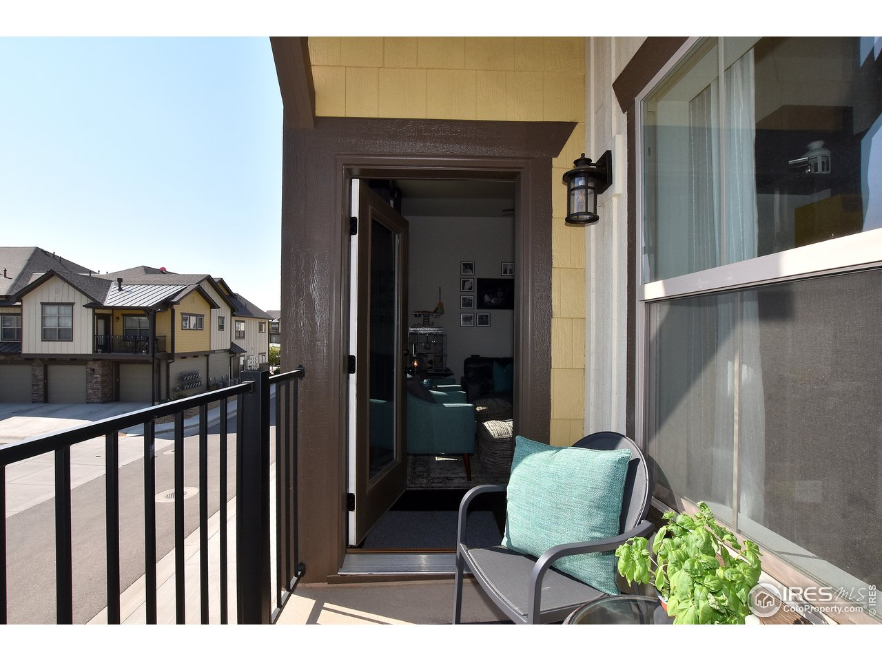 Great patio space located just off of the great room!