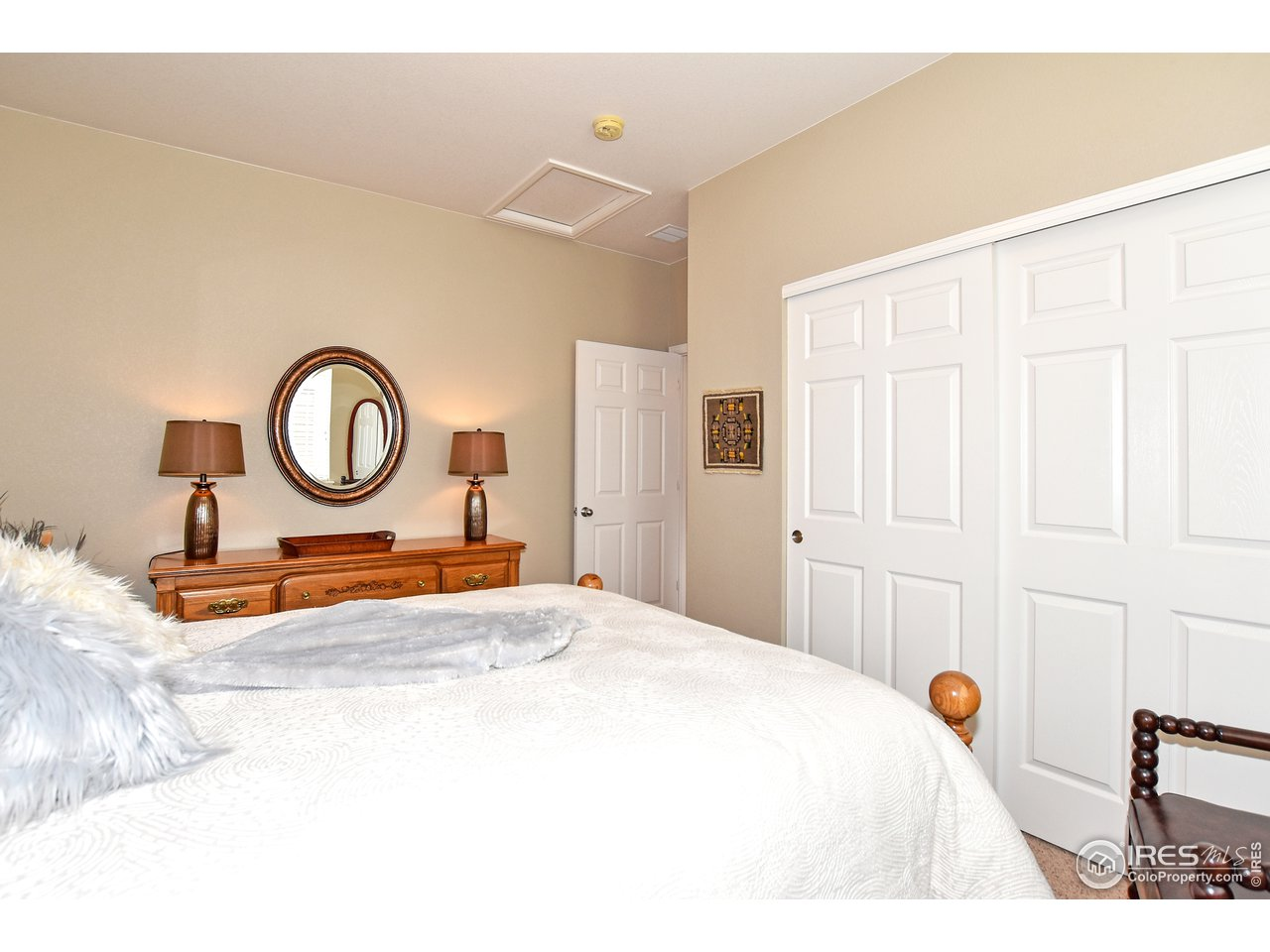 Perfect sized 2nd bedroom