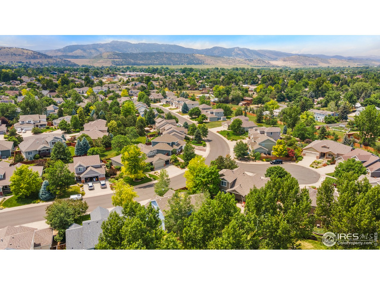 Central location in FOCO and so close to the foothills and reservoir.