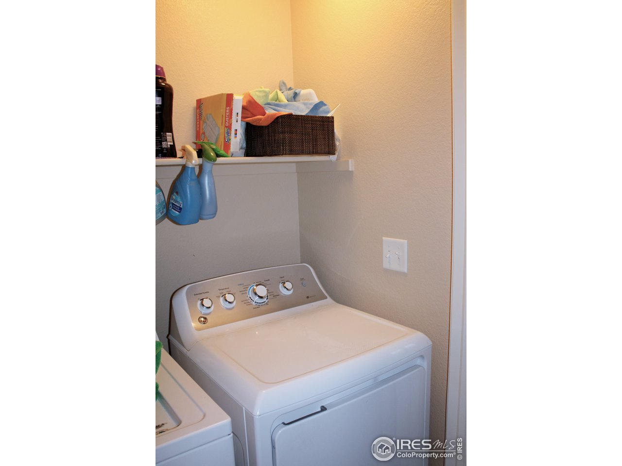 Upstairs laundry near all bedrooms