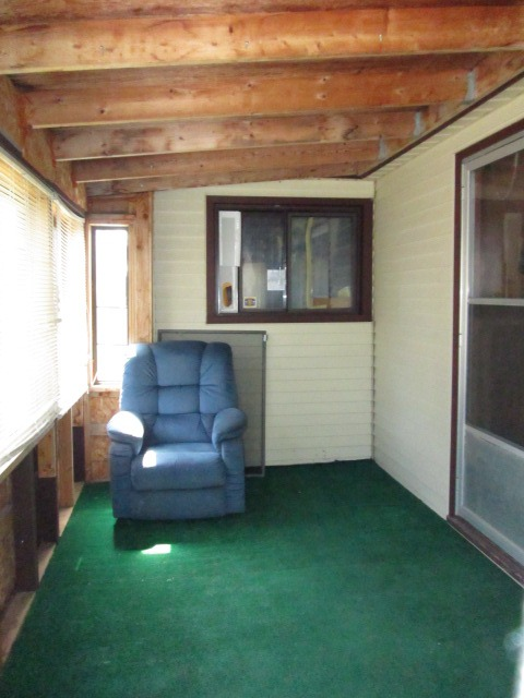 Enclosed Porch