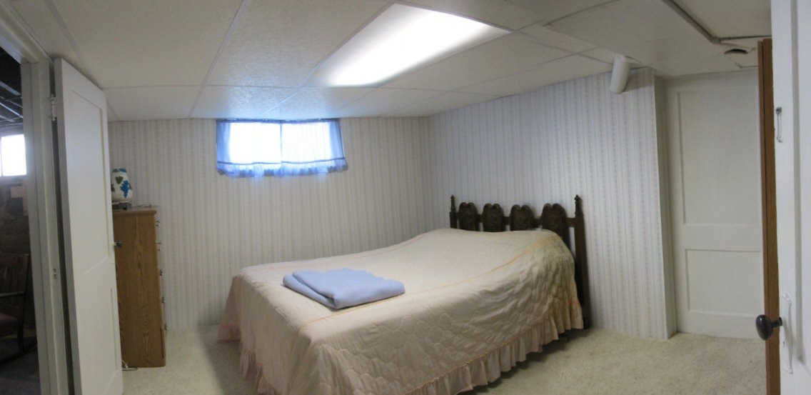 Bedroom 7 Basement