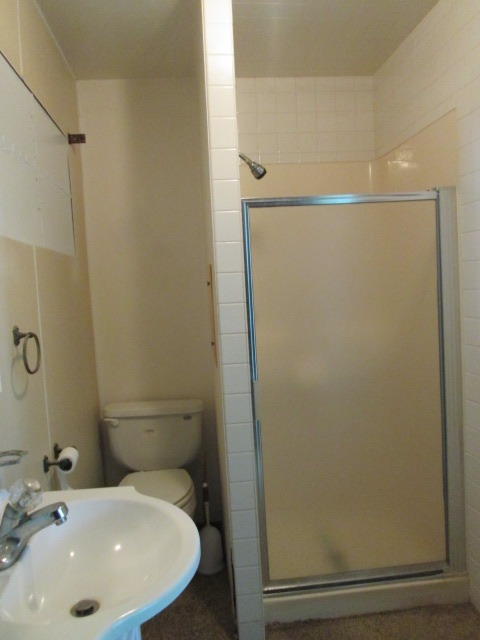Pool Shower Room