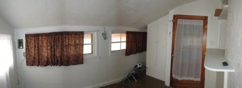 Laundry/ back porch