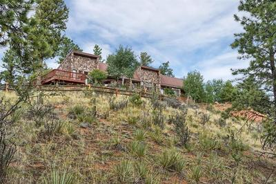 Custom Earth berm home sitting on 3.44 acres