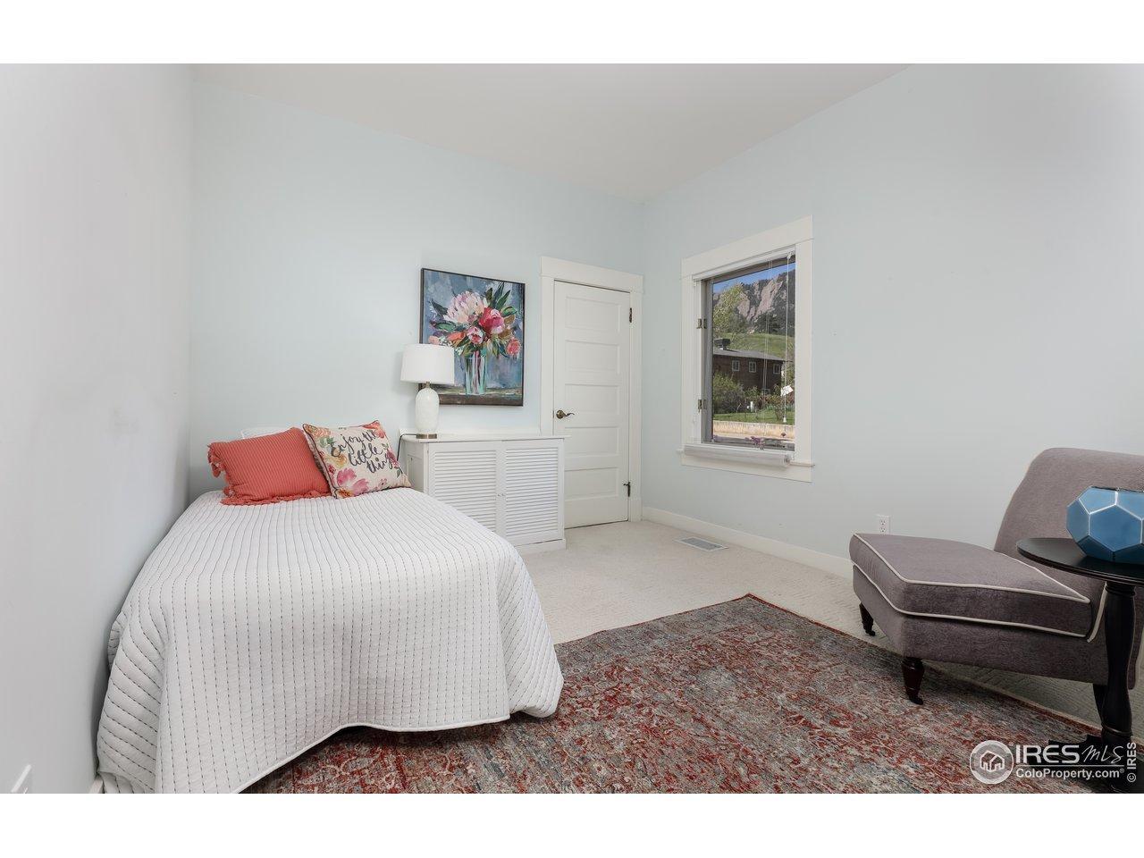3rd bedroom, main level