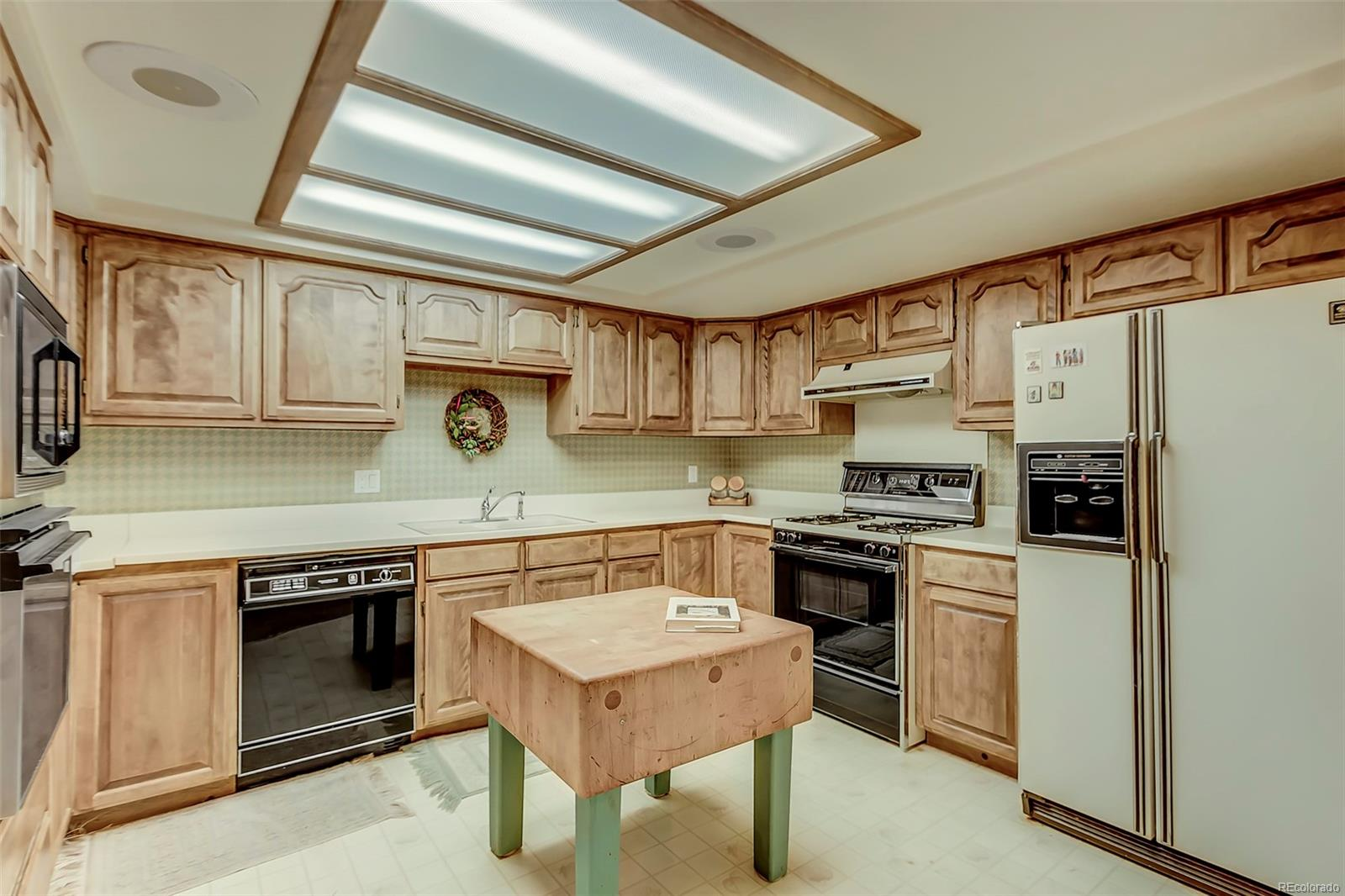 Full kitchen in basement -- mother-in-law suite?