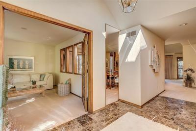 Living room -- or office or den