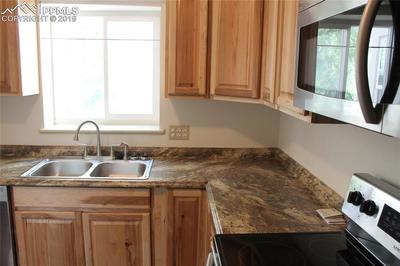 New cabinetry and fixtures,