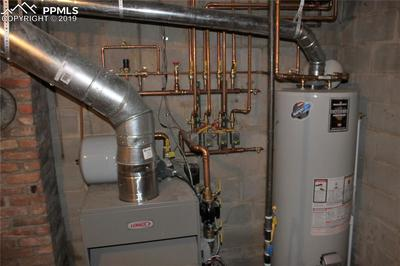 Boiler and waterheater have been upgraded and are under warranty.