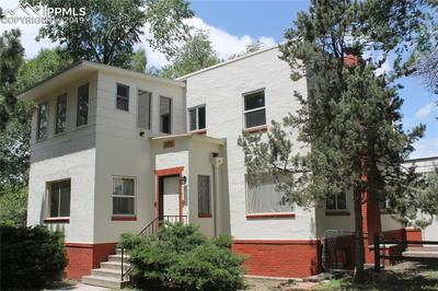 Built by a contractor in 1951 this house is very solid block construction with a touch of art deco.