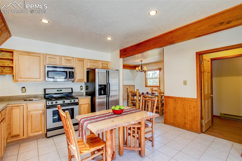 Nice-sized Kitchen with Updates!