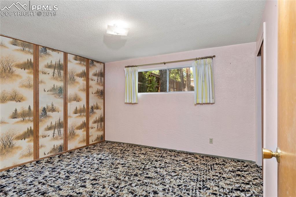 Large basement bedroom!