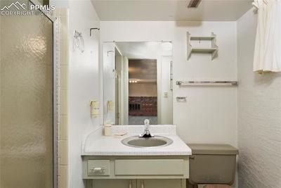 Basement bathroom!