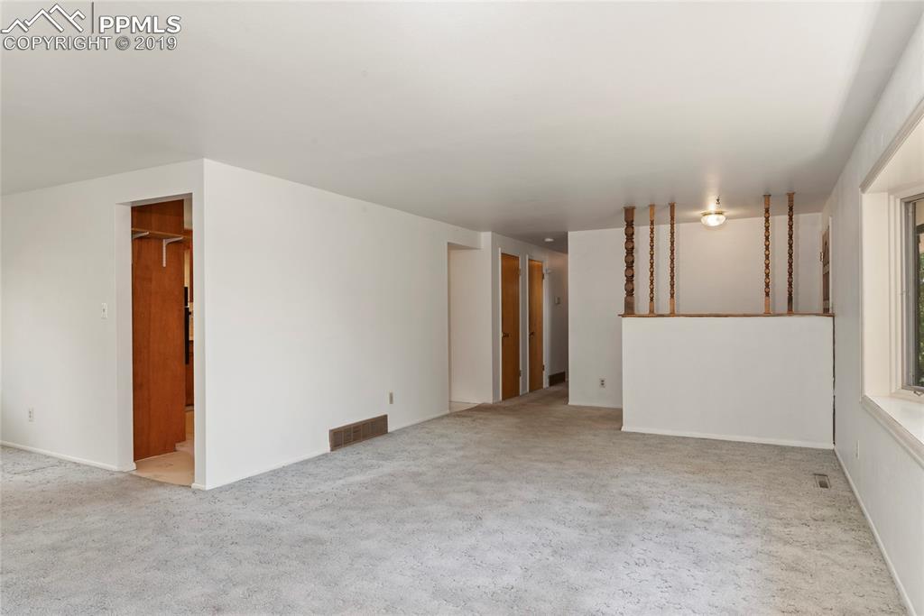 Large living room!