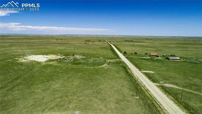 Lush grazing land and  Colorado clear blue skies.  Typically level meadowlands.   Multipurpose uses for your investment opportunity**