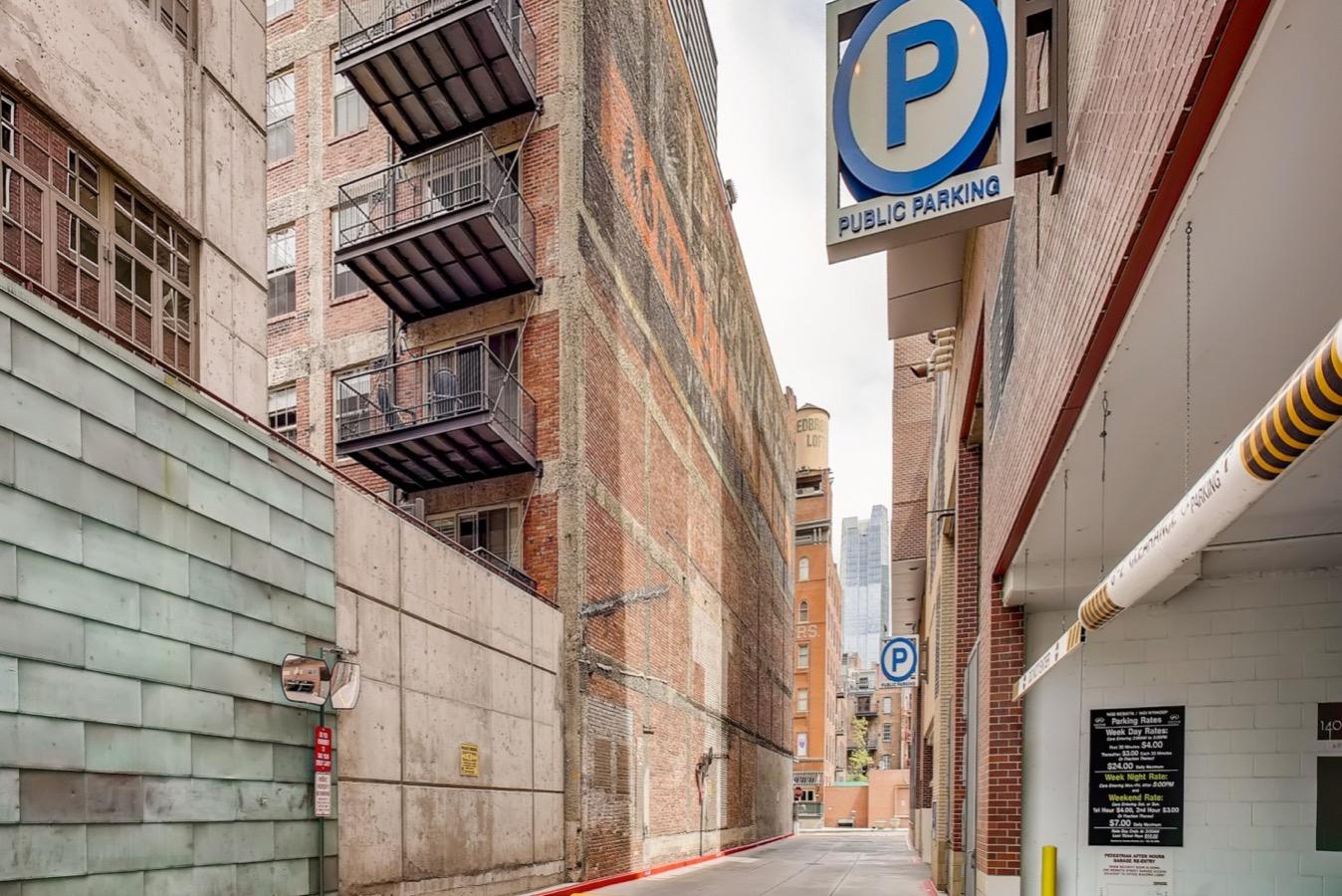 Public Parking Garage