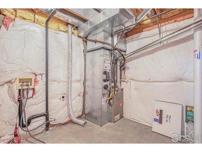 Basement Mechanical Room
