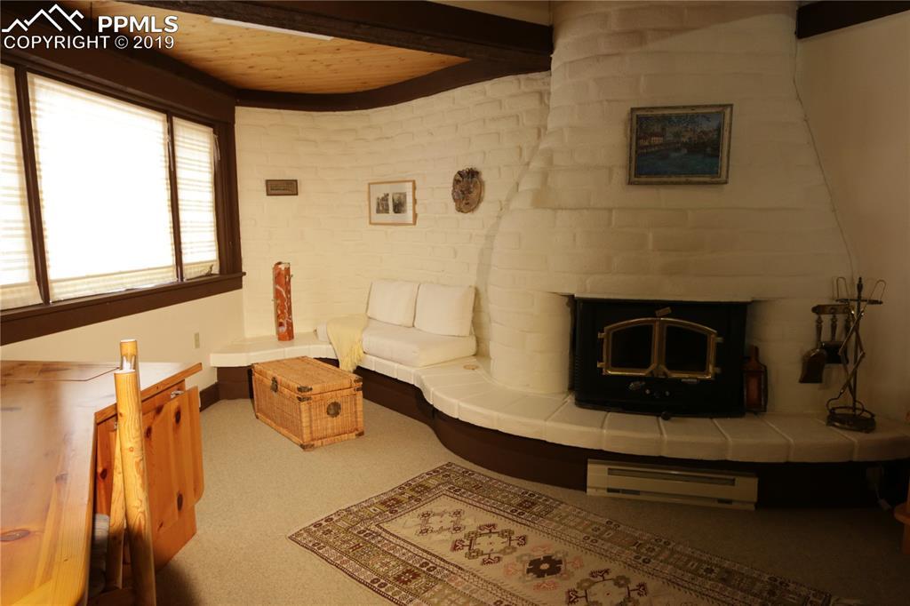 Nook in master bedroom