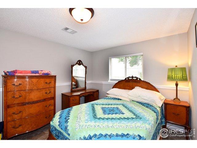 Third bedroom, lower level