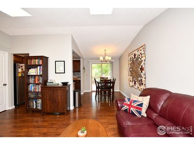 Easy to maintain wood floors!