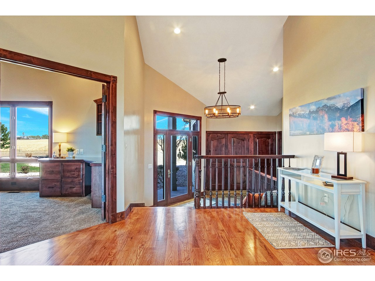 Tall Vaulted Ceilings