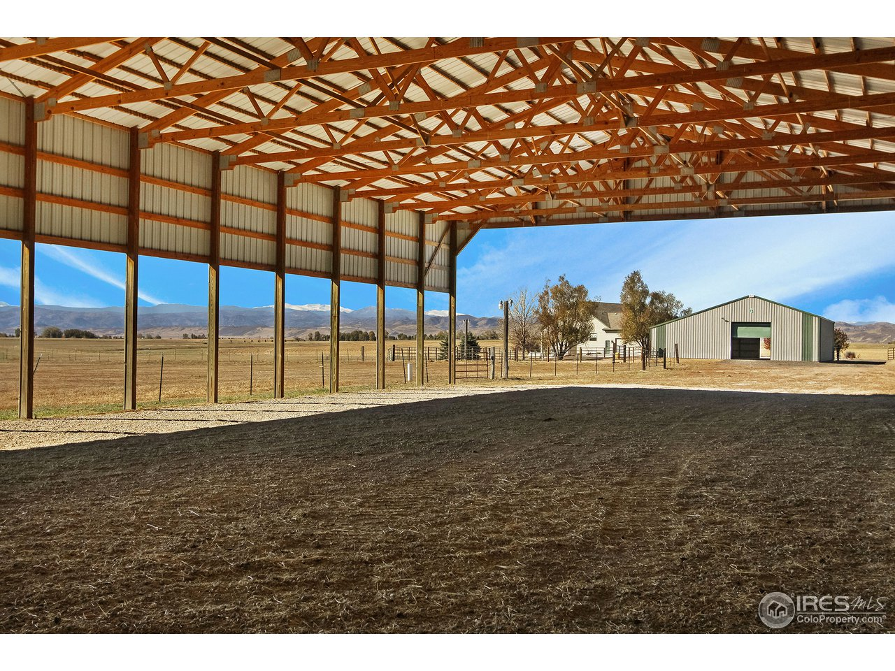 50'x96' Hay Barn