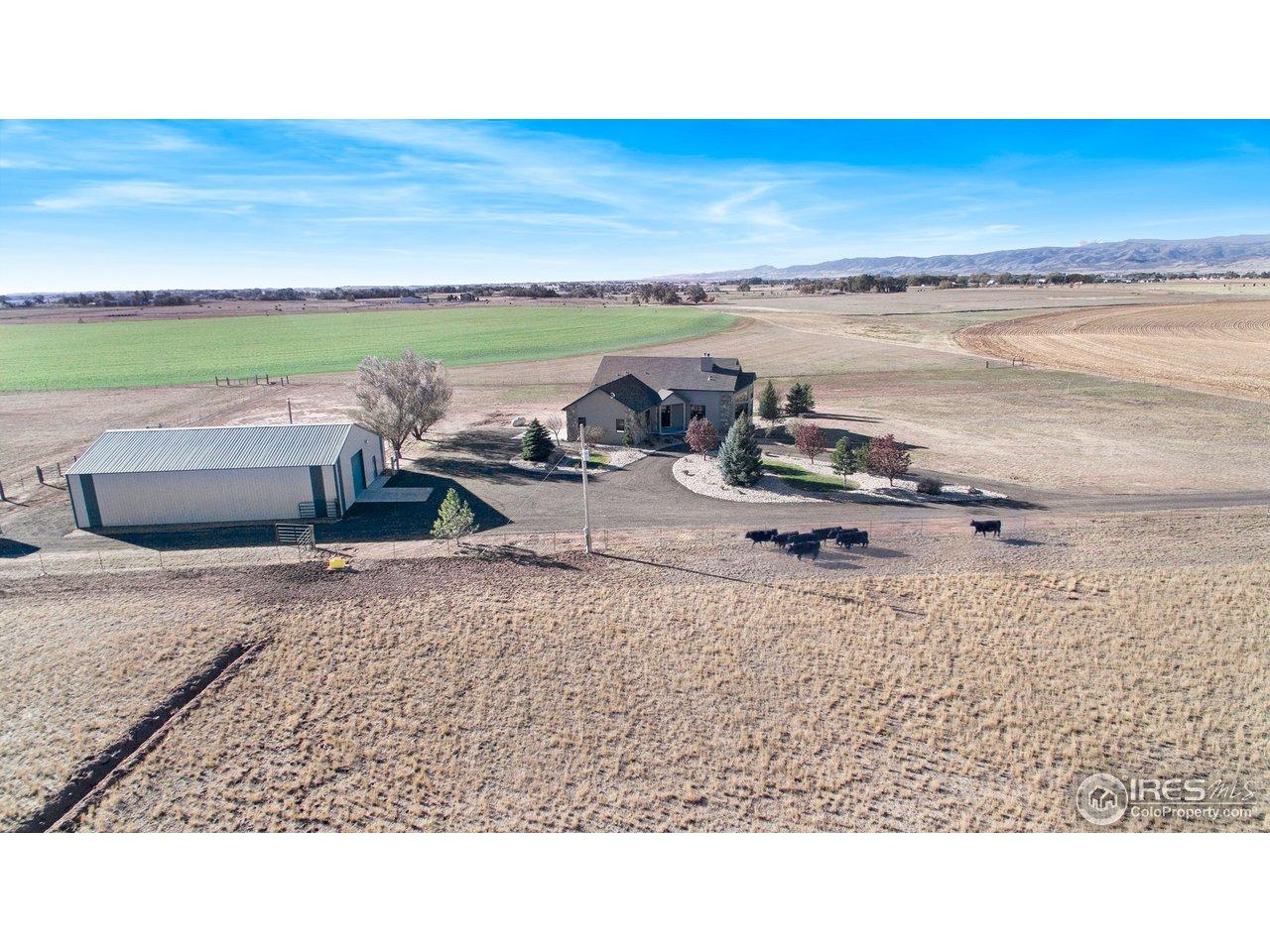 36 Irrigated Acres