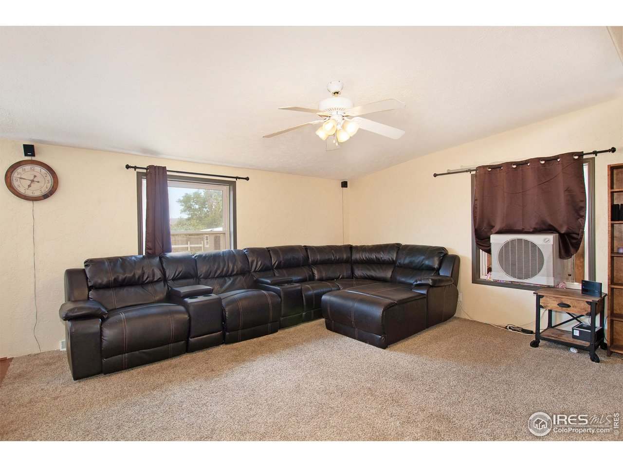 Enough Room for Large Furniture