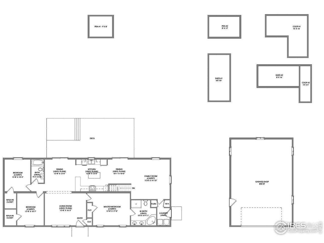 Property Layout