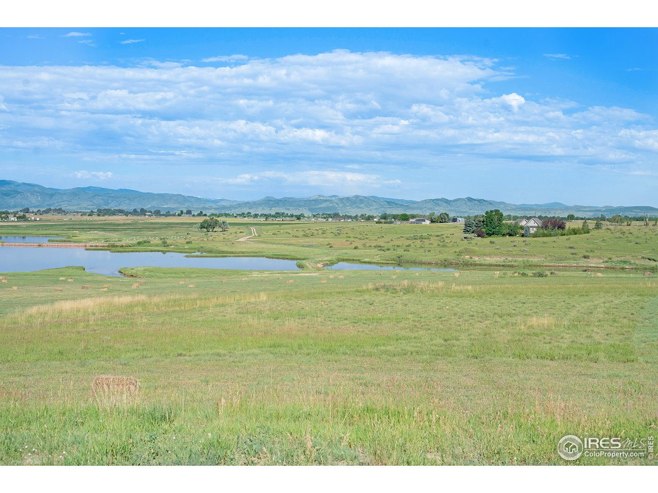 Southern Property Line Boarders 160 Acres of Protected CO State Wildlife Land.