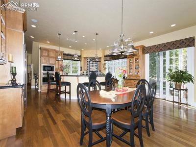 The true heart of the home - with walkout to patio