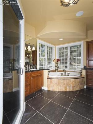 Beautiful ceiling lines add a touch of elegance