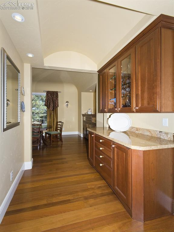 Butlers Pantry for easy entertaining