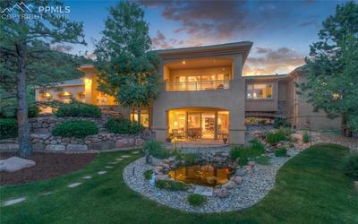 Luxury resides here... welcoming you and your family to the sunsets of Colorado!