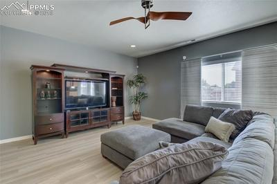 Perfect gathering area for family and friends!
