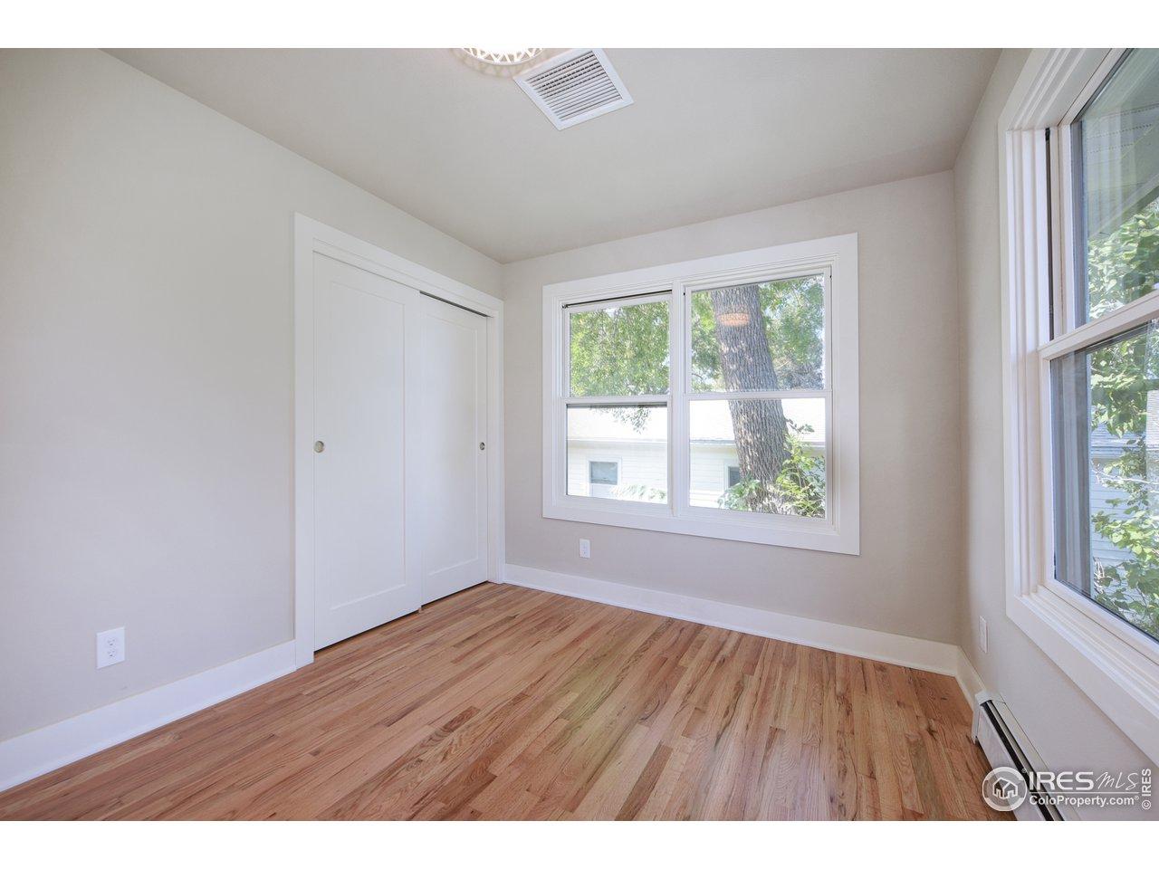 2nd bedroom on main floor