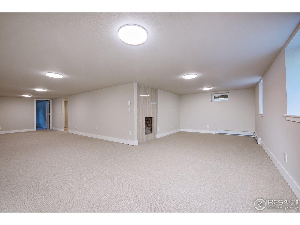 Huge rec-room/family room