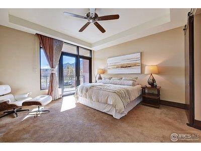 Master Bedroom w/VIEWS!