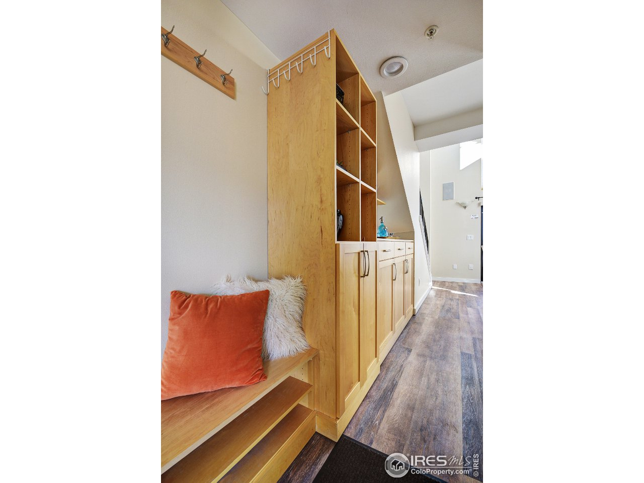 Built-ins for added storage