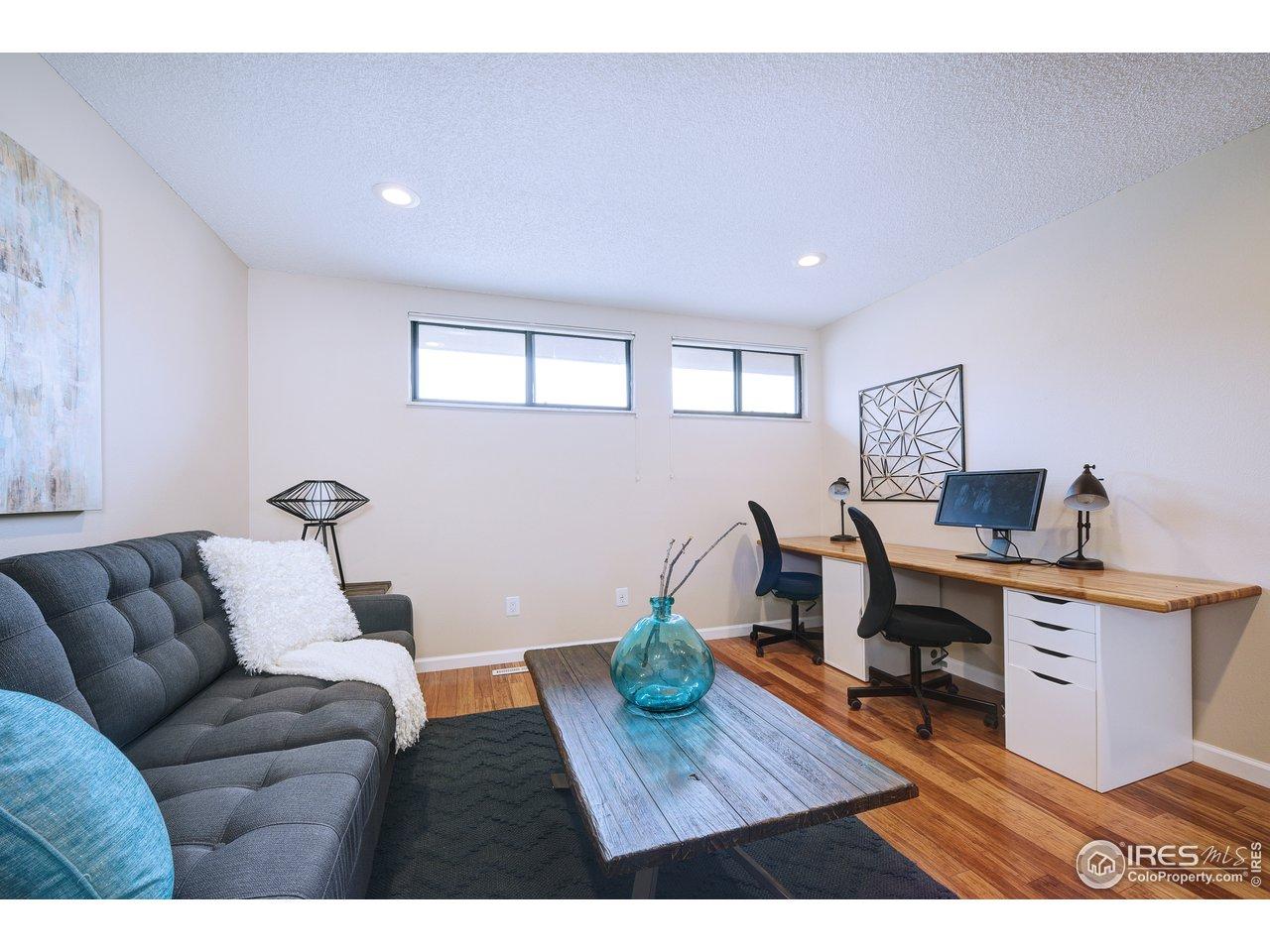 Loft space; so many options!