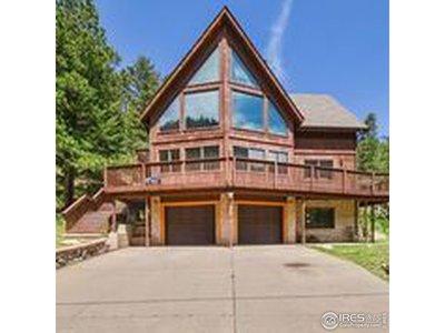 Beautiful mountain home
