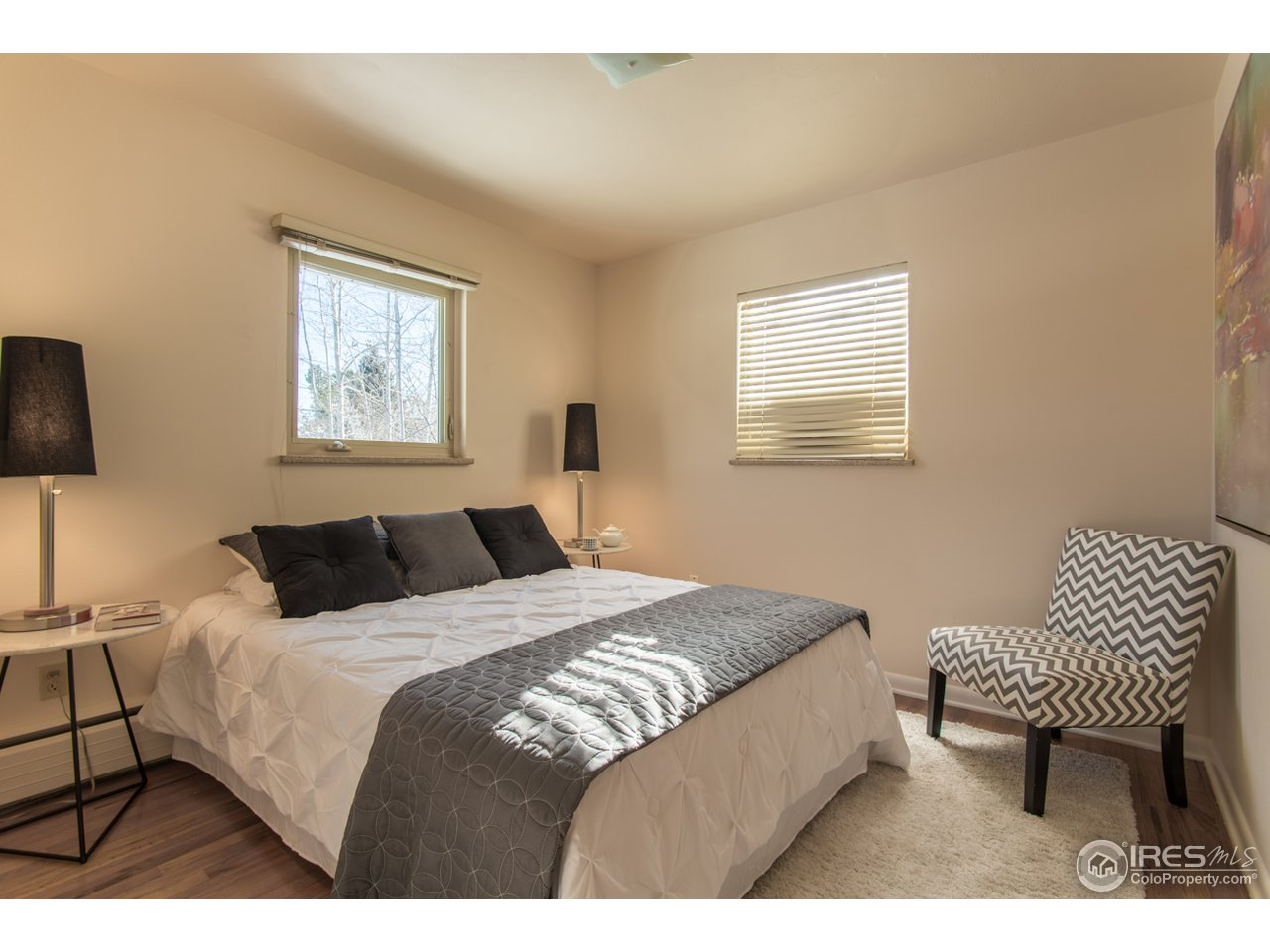 3rd bedroom (main level)