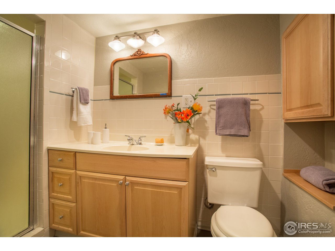 3/4 basement bathroom
