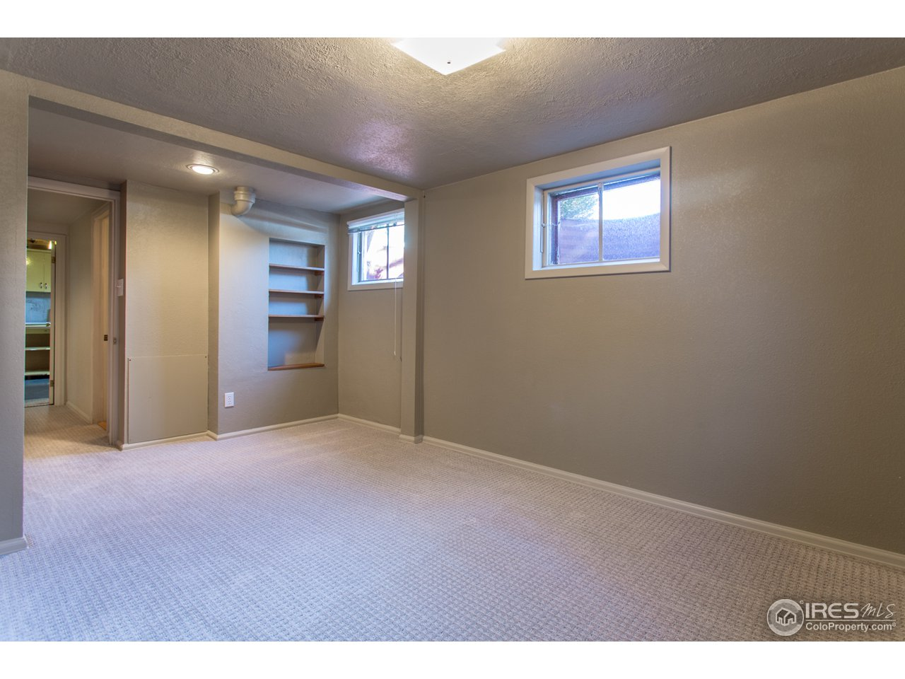 4th bedroom (basement)