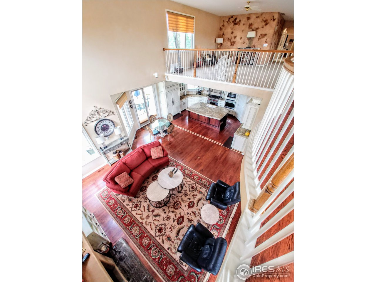 2 story great room